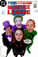 Injustice League by bartelnathaniel
