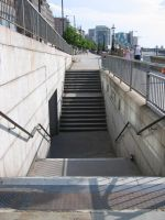 Stairs Going Down 1 by Secretlondon