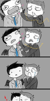Supernatural: Shoosh-Pap by luckyleo13