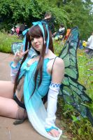 Peace Keeper Daisy by Cupid-Cosplay