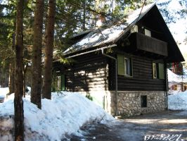 Nothin' but a weekend cottage by Saici