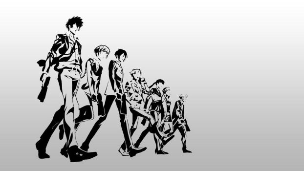 Psychopass by Awesomeplox