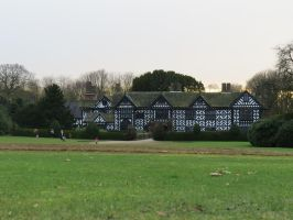 Speke Hall by lazykeptwoman