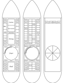 Ship floor plan by mewkg