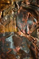 Crushed Copper Texture 1 by jojo22