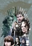 Game of thrones by CorentinChiron