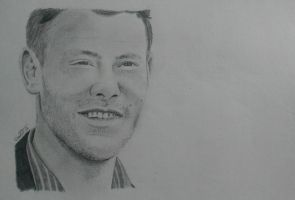 Cory Monteith by lilmisscoolio