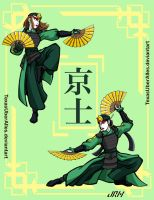Kyoshi by TexasUberAlles
