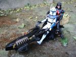 Gnu Speeder Bike by Diglou