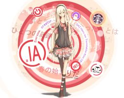 The Tumbler Project Feat. IA by Cattai1113