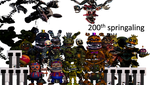 200th springaling poster by pokekid333