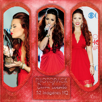 Demi Lovato Photopack by BEAUTYANDSWEET