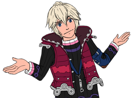 shrugpony Shulk by Rinkara