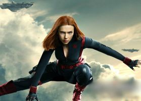 Black Widow Hypnotized by Unconsionable