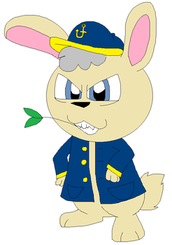 Grandpappy Peppy by LisaDots123