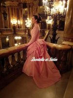 2 new dresses to wear at the Opera Garnier by Katikut