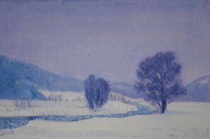 Silent Winter by EinarAasen