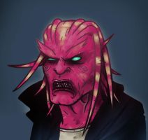 Peloquin from Nightbreed by Eyemelt