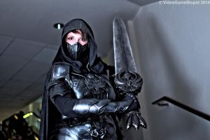 Rhode Island Comic Con 2014 - Nightingale(PS) 07 by VideoGameStupid