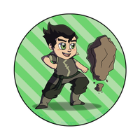 Chibi Bolin by SteampunkOni