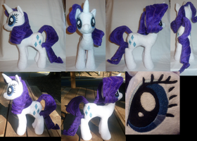 More views of Rarity by LavenderExtract