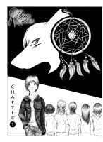 Dreamcatcher Chap.1: Cover by Lunaromon