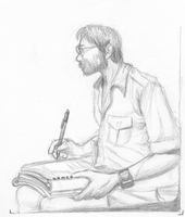 Realism Practice Sketch by ChaserTech