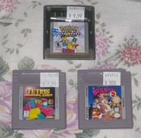 More Game Boy buys + important fact by T95Master