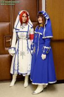 Sisters - Trinity Blood by hbdudu