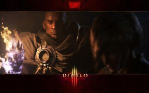 Diablo 3: The Acts #16 Funeral Pyre For Cain II by Holyknight3000