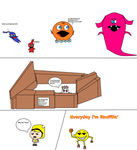 Drawings on Paint. by Smurfette123