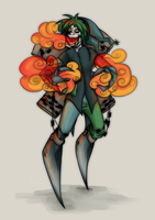 Effigy: All Fired Up! by TheWickedWordsmith