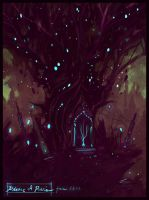 Light Tree by MagusVerus