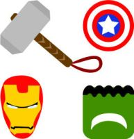 Avengers icon by Azchara