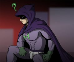 Mysterion by MonteCreations