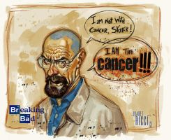 Walter White by juarezricci
