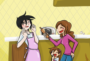 Prize - Master Family Cooking by Torosiken-II