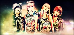 2NE1 - Ugly by XSamuraiWolfX
