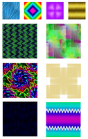 GIMP Patterns: Large Tiles by 1389AD
