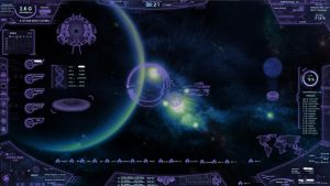 Neon Space Ultraviolet 3 1.0 FR (No notes) by benjiatwork