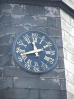 Wall Clock by Jojo-t