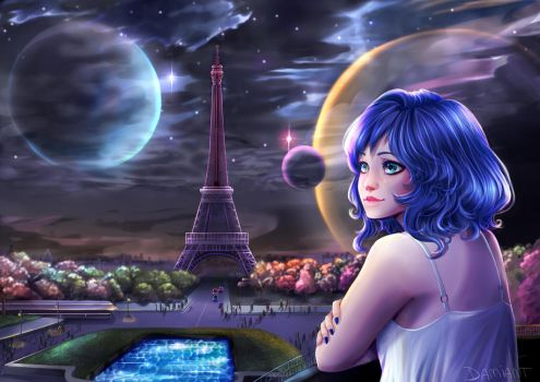 French night by IDamiant