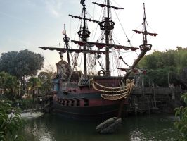 Jolly Roger by bellesprince