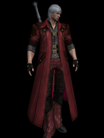 dante render by AR-0