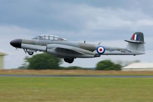 Armstrong Whitworth Meteor NF.11 by Daniel-Wales-Images