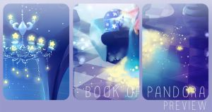 Book of Pandora Preview by Chibionpu
