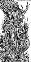 Witherskins Tree by ursulav
