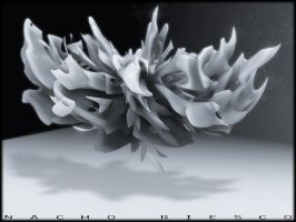 Zbrush Abstract 4 by nachoriesco