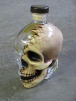 Glass Skull by PinstripeChris