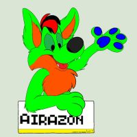 Airazon's Badge by Airazone